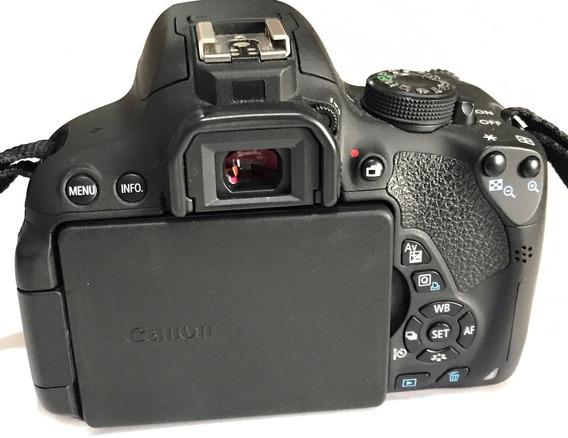 Camera Canon Rebel T5i Ef-s 18-55 Is Stm