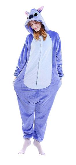 Pijama Kigurumi Unicornio Stitch Animales Disfraz Adulto