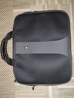 Mochila Portafolio Maletin Backpack Para Laptop Computadora