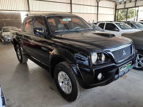 Mitsubishi L-200 Sport Hpe (c.dup) 4x4-at(outdoor) 2.5