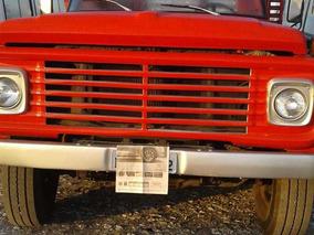 Caminhão Ford F600 Raridade
