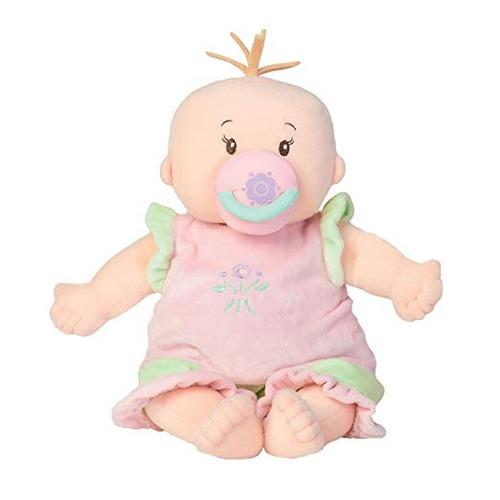 Imagen 1 de 3 de Manhattan Bebé De Juguete Stella Melocotón Suave Nutrir Prim