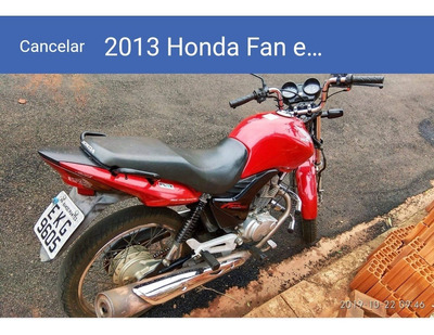 Honda Fan Esdi Completa