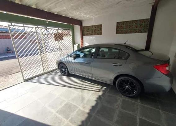 Casa Lado 300 Metros Do Mar Em Praia Grande - 466