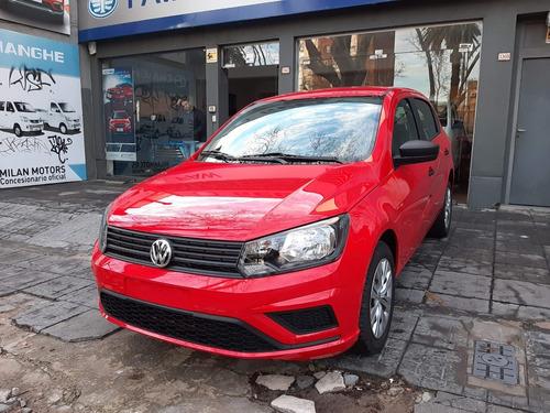 Volkswagen Gol 0km Financio Con Usd 7900 Se Lo Lleva !