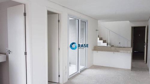 Cobertura À Venda, 72 M² Por R$ 950.000,00 - Pinheiros - São Paulo/sp - Co0253