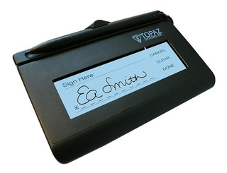 T-lbk460-hsb-r Topaz Pad Digitalizador De Firmas Electronica