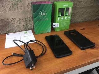 Motorola Moto G7 Play Liberado Completo Funcionado Perfecto
