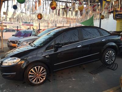 Fiat Linea 1.8 16v Absolute Flex Dualogic 4p