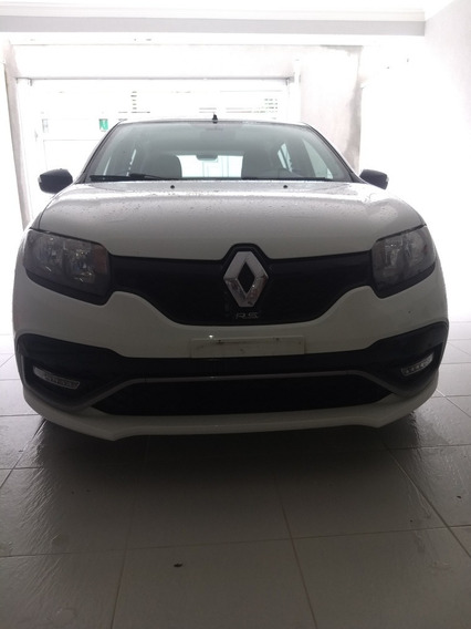 Renault Sandero 2.0 Rs Flex 5p 2018