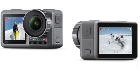 Dji Osmo Action 4k Waterproof 1080p Dual Screen
