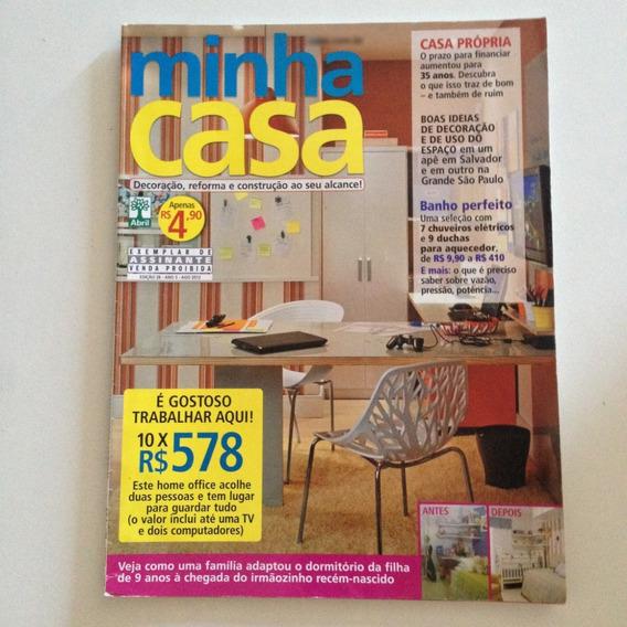 Revista Minha Casa N28 Ago2012 Home Office / Casa Própria C2