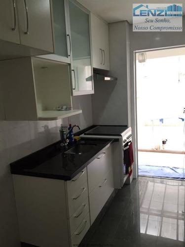 Imagem 1 de 17 de Apartamentos À Venda  Em São Paulo/sp - Compre O Seu Apartamentos Aqui! - 1352004