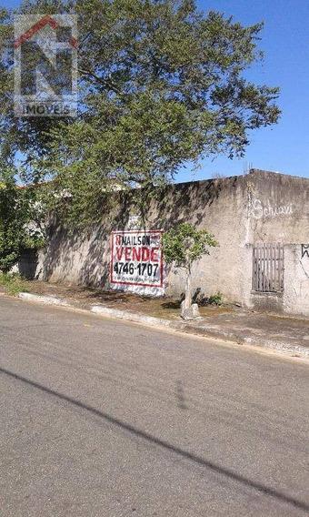 Terreno Residencial À Venda, Parque Do Colégio, Suzano. - Te0006