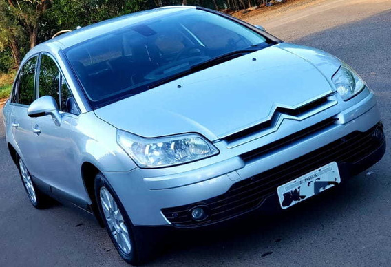 Citroen C4 Pallas Exclusive 2.0 Automatico 2008