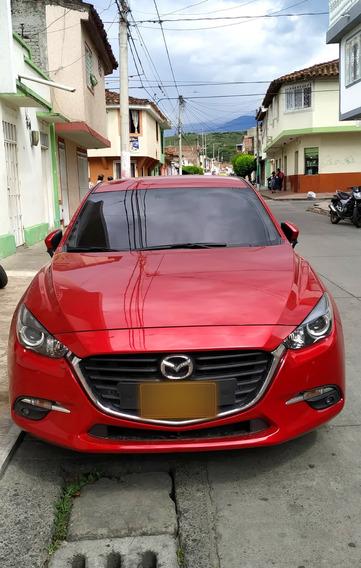 Mazda 3 Touring 2.0 Rojo Mistico 2018