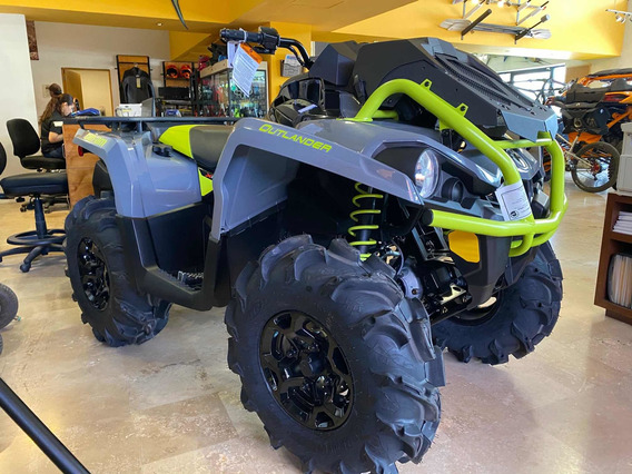 Cuatrimoto Can-am Outlander 570 X-mr 2020