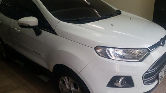 Ford Eco Sport 2.0 16v Titanium Flex Automática 5p 2013