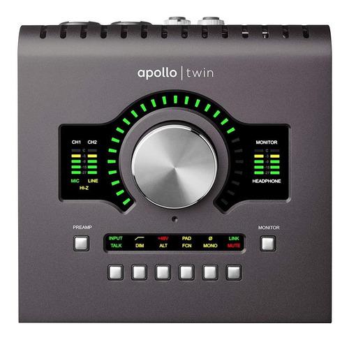 Imagen 1 de 5 de Duo Universal Audio Apolo Doble Mkii