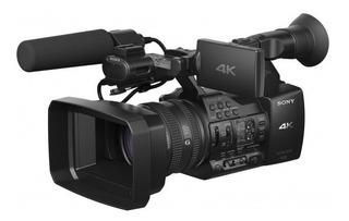 Camara Sony Pxw-z100 4k Demo