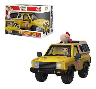 Funko Pop 52 Toy Story Pizza Truck Buzz Lightyear Exclusivo