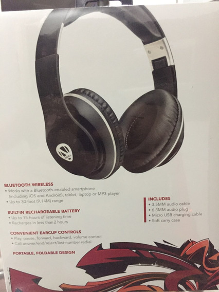 Headphone Bluetooth Ncredible1