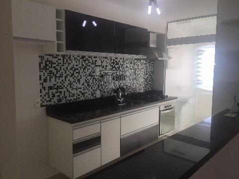 Apartamento Com 2 Dormitórios Para Alugar, 90 M² Por R$ 2.300/mês - Swift - Campinas/sp - Ap0520