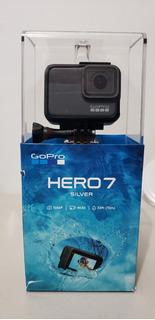 Gopro Hero 7 Silver Con Memoria De 128 Gb