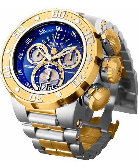 Relógio Invicta 21605 Subaqua 52mm - Grátis Relógio Armitron