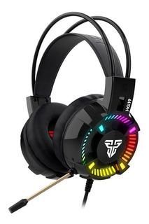 Auriculares Gaming Fantech Hg19 Iris Rgb