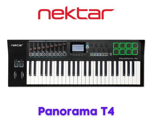 Teclado Controlador Panorama T4