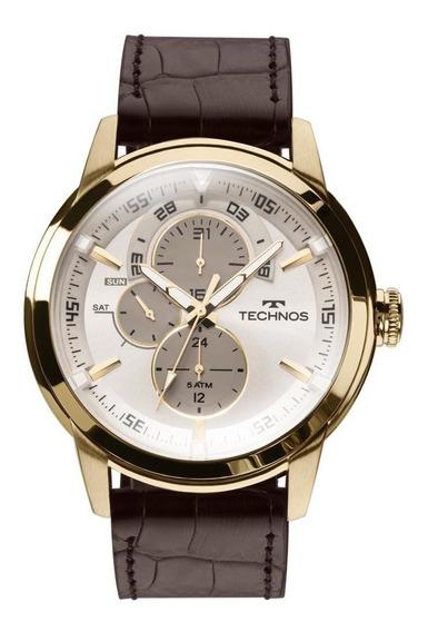 Relógio Masculino Technos Grandtech - Original