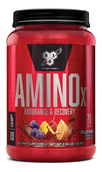 Amino X Bsn 70 Serv 1.01kg Fruit Punc - L a $141900
