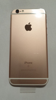 Apple iPhone 6s 64gb A9 4g 4k Rosa - Liberado - Garantia