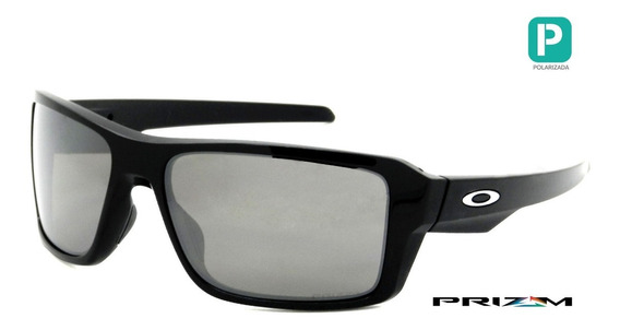Óculos Oakley Double Edge Oo9380 0866 66 - Polished Black/