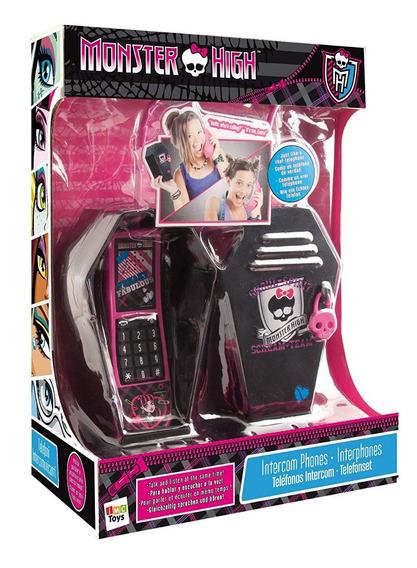 Interfone De Telecomunicação Monster High Imc Toys