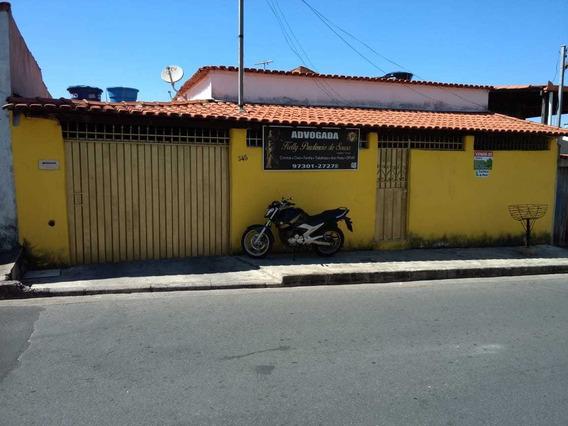 Excelente Casa 3qts No Bairro Jardim Das Alterosas - 6818