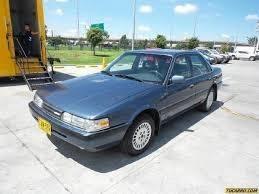 Auto Mazda 626 Lx Año 1987