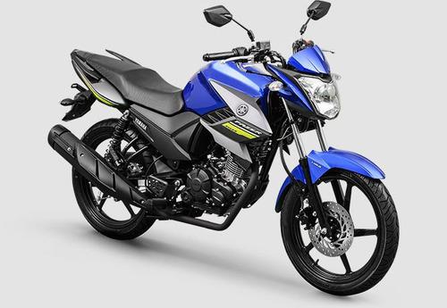 Fazer 150 0 Km Azul Yamaha