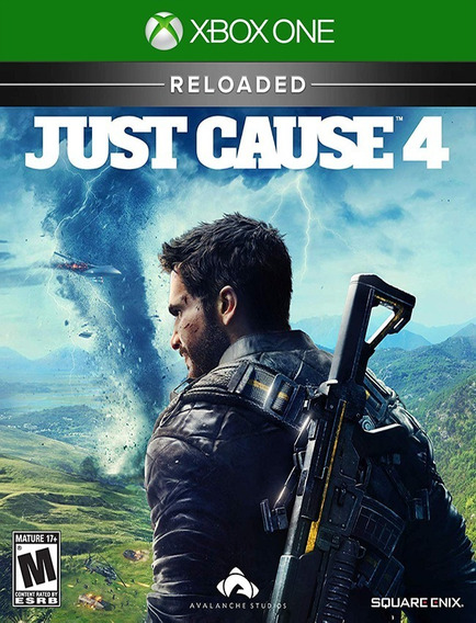 Just Cause 4 Reloaded Xbox One - 25 Dígitos (envio Flash)