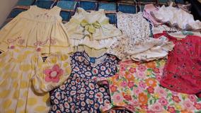 Lote De Vestidos Menina 2 Anos