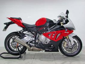 Bmw - S 1000 Rr - 2013 Vermelha