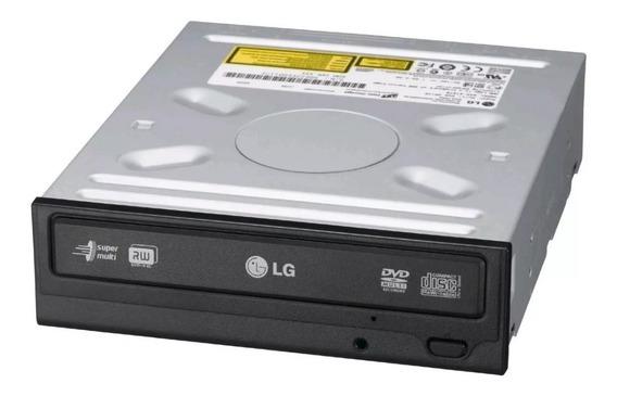 Gravador Dvd Lg Sata + Cabo Sata Dados + Cabo Sata Power