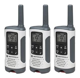 3 Radios Motorola 2 Vias Talkabout Mod. 5037ad3
