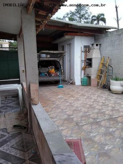 Casa Para Venda Em Suzano, Palmeiras, 1 Dormitório, 1 Banheiro - 513