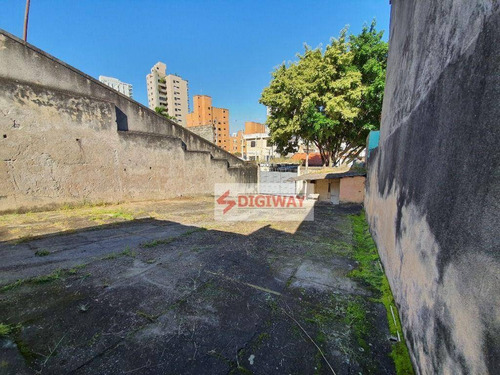 Imagem 1 de 3 de Terreno Para Alugar, 369 M² Por R$ 4.500,00/mês - Vila Mariana - São Paulo/sp - Te0024