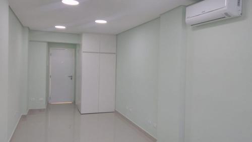 Imagem 1 de 12 de Sala Em Bairro Fundação, São Caetano Do Sul/sp De 34m² À Venda Por R$ 175.000,00 - Sa295093
