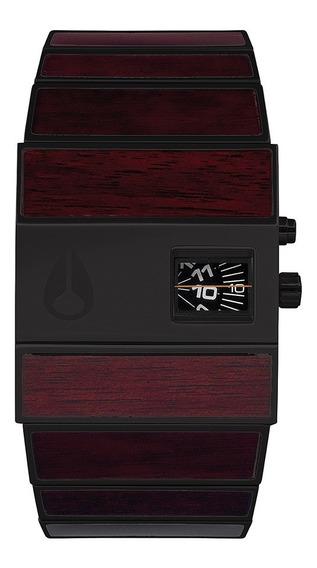 Reloj Nixon Rotolog Dark W/black