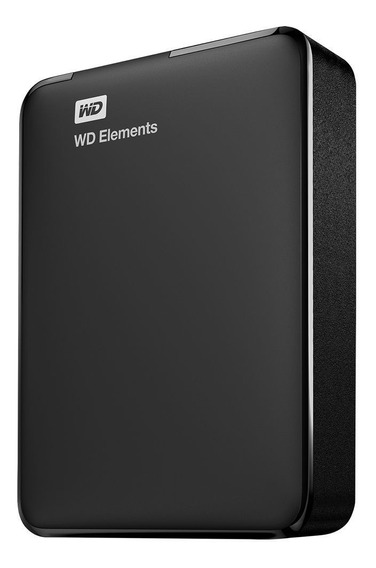Western Digital Disco Rigido Usb 2tb Elements Usb 3.0