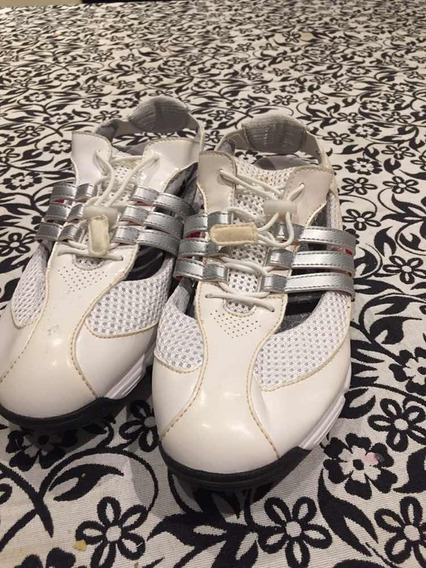 Zapatillas Mujer Golf adidas Talle 40. Envío Gratis!!